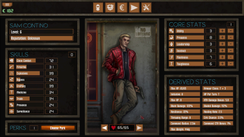 CharacterScreen